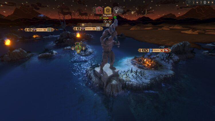 A Total War Saga Troy Mythos Differences Game Modes Historical Mode Mythological Mode Administration Tier 2