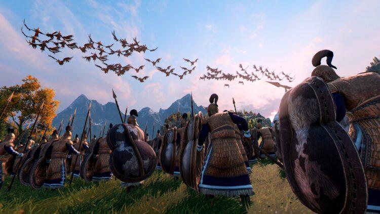 A Total War Saga Troy Mythos Differences Game Modes Historical Mode Mythological Mode Administration Tier 3