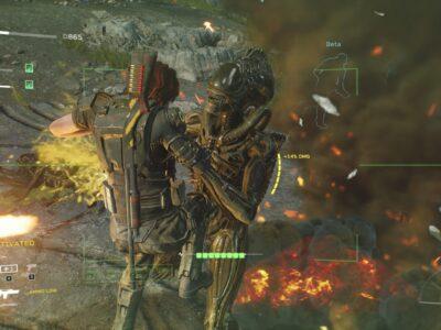 Aliens Fireteam Elite Review 1