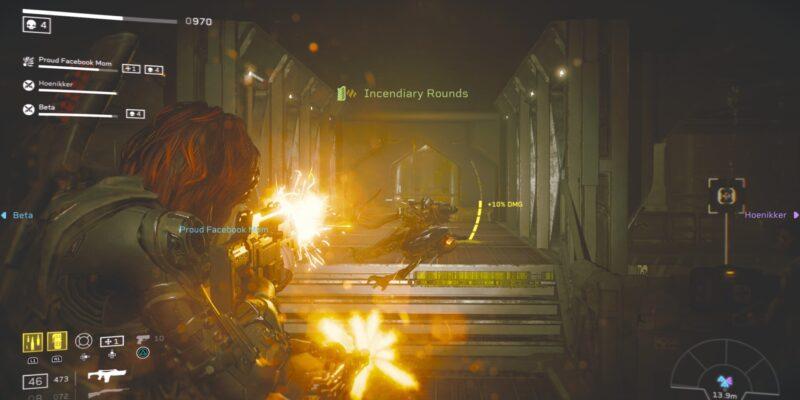 Aliens Fireteam Elite Tech Review
