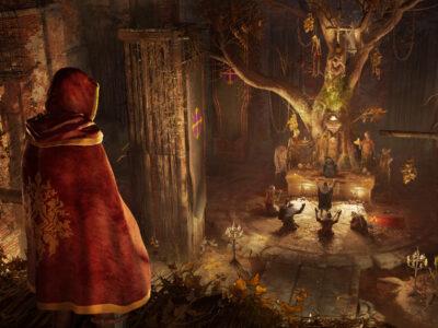 Assassin's Creed Valhalla Siege Of Paris Black Box Infiltration Missions Little Mother Bishop Engelwin