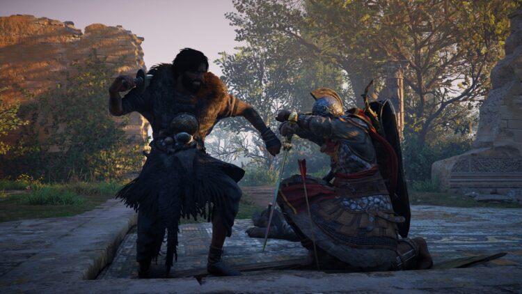 Assassin's Creed Valhalla Siege Of Paris Egbert Ulfberht Sword Pruvinis Treasure Map Location Guide 2