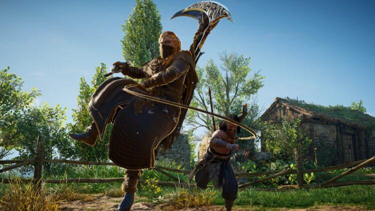Assassin's Creed Valhalla Осада Парижа Руководство франкской знати 1