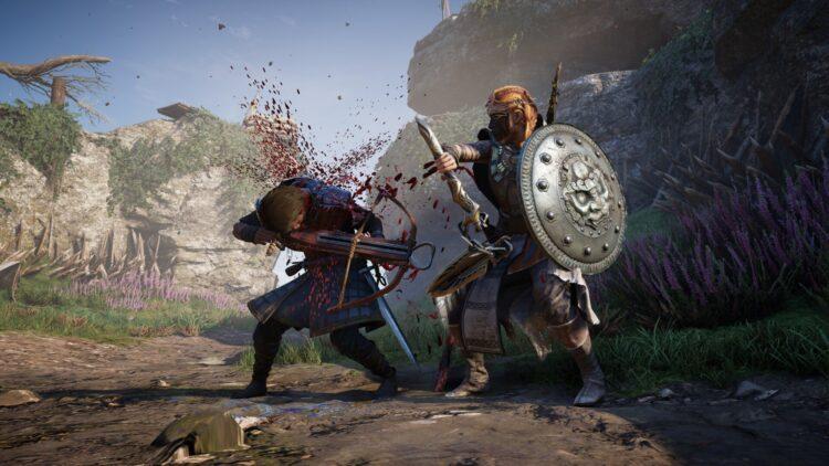 Assassin's Creed Valhalla Осада Парижа Руководство франкской знати 2