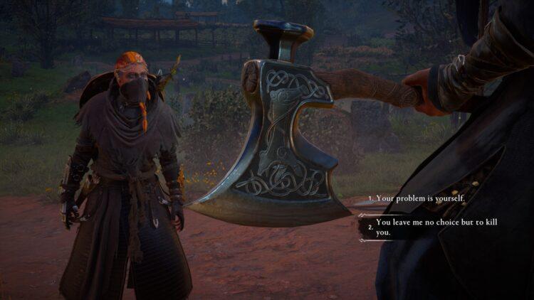 Assassin's Creed Valhalla Siege Of Paris Skål Skol Decisions Guide Sigfred Bernard 1