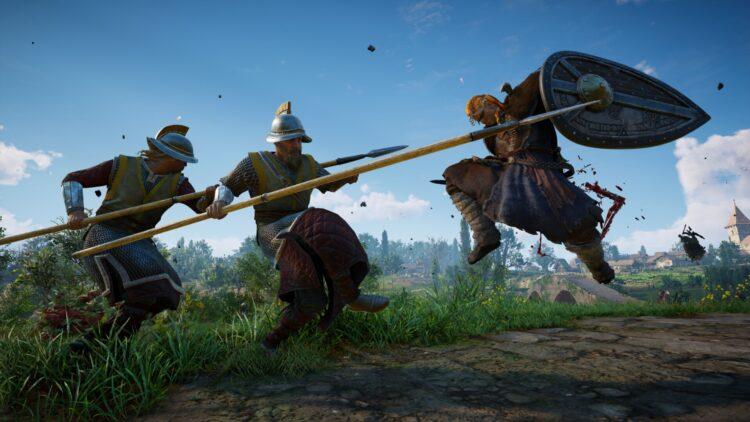 Assassin's Creed Valhalla Siege Of Paris skill New skill unlocks 1