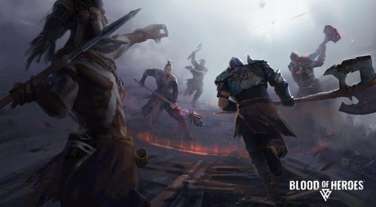 Blood of Heroes Open Beta