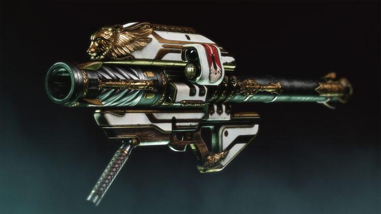 Bungie 30th Anniversary Pack Themed Content Destiny 2 Gjallarhorn