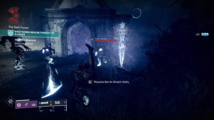 Destiny 2 Season Of The Lost Wayfinder's Compass Upgrades Parallax Trajectory 2