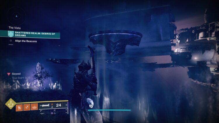 Destiny 2 Shattered Realm Debris Of Dreams Week 2 Загадочные тайны Тривиальные тайны Сундуки Руководство по расположению 2b