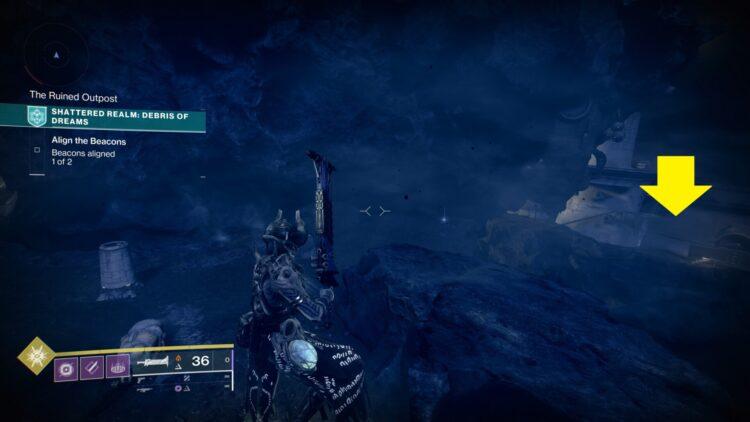 Destiny 2 Shattered Realm Debris Of Dreams Week 2 Загадочные тайны Тривиальные тайны Сундуки Руководство по расположению 5a
