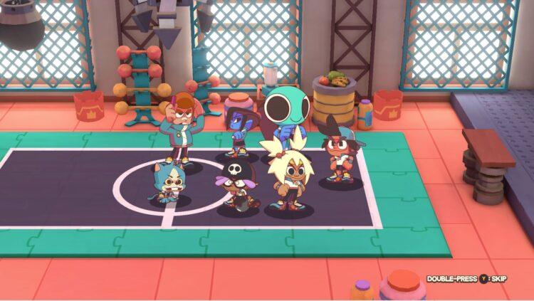 Dodgeball Academia Characters