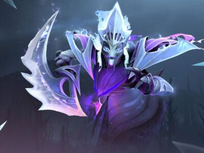 Dota 2 Phantom Advent Spectre Arcana