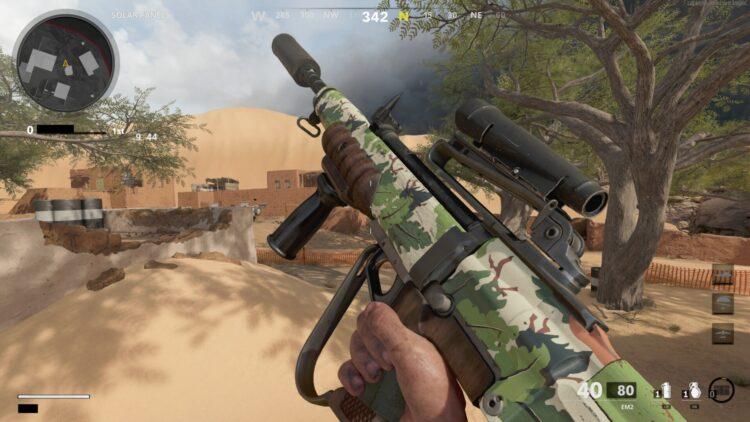 Em2 Black Ops Cold War Class loadout attachments best