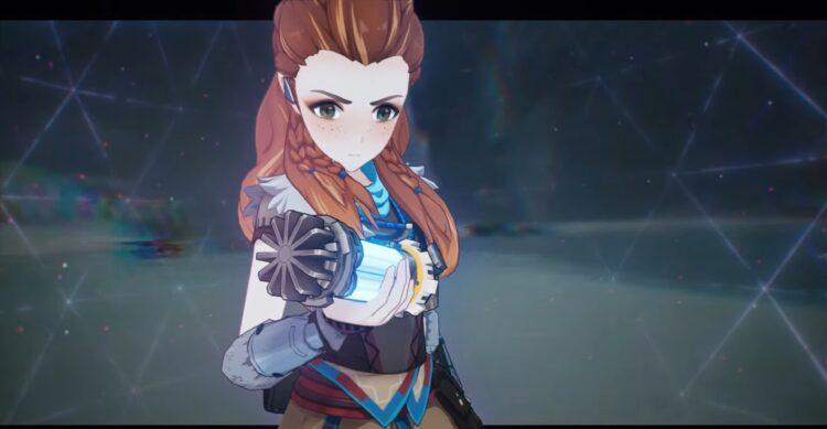 Genshin Impact Aloy Guide Aloy Лучшее оружие Лучший артефакт Лучшие наборы артефактов Лучшие таланты Build Predator Bow Blizzard Strayer 2