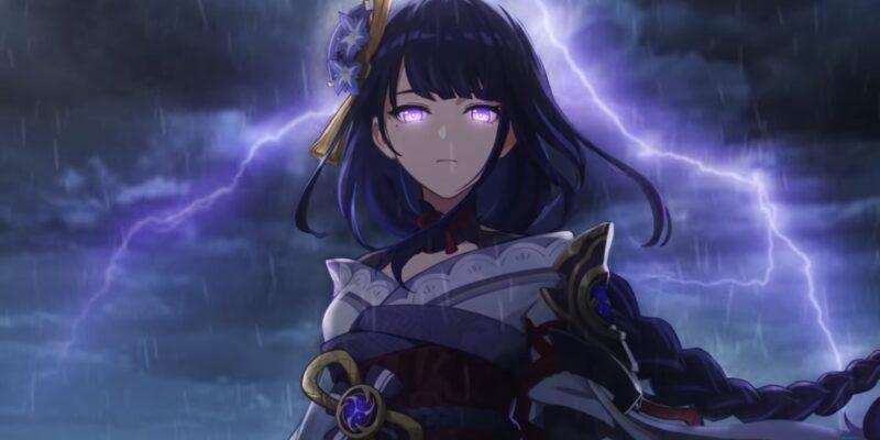 Genshin Impact Raiden Shogun Baal Guide Raiden Shogun Best Weapon Best Artifact Best Artifact Sets Best Talents Build Emblem Of Severed Fate Engulfing Lightning