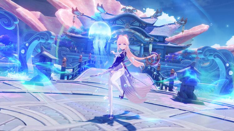 Genshin Impact Prime Gaming