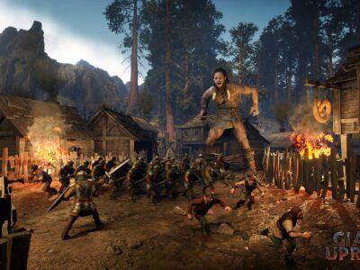 Giants Uprising Early Access battle