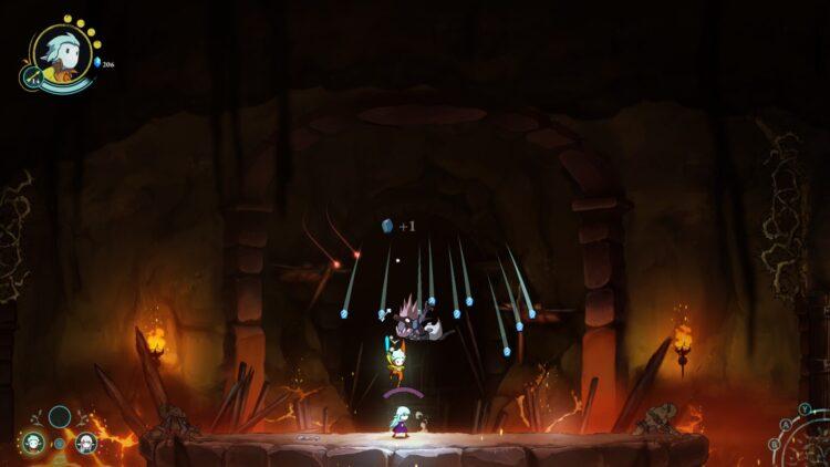 Greak Memories Of Azur Review gameplay steam guide bosses character