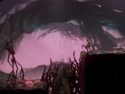 Grime Review Pc Metroidvania Souls Like