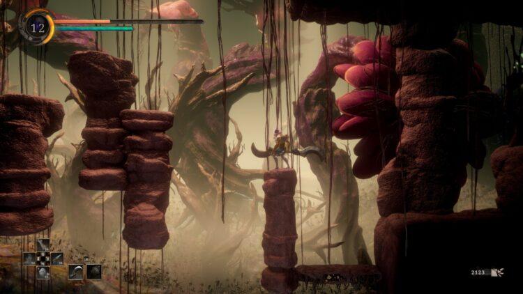 Grime Review Pc Metroidvania Souls Like 1