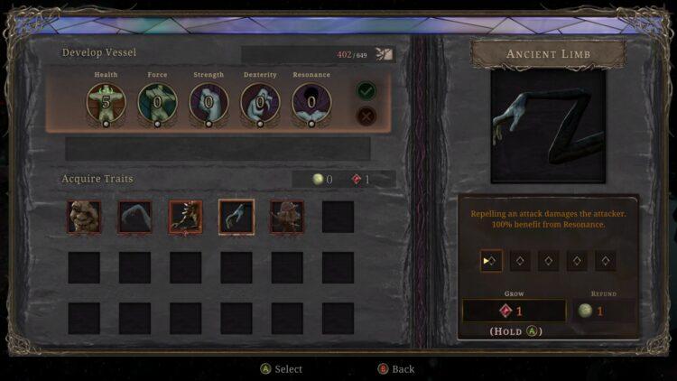 Grime Review Pc Metroidvania Souls Like 2b