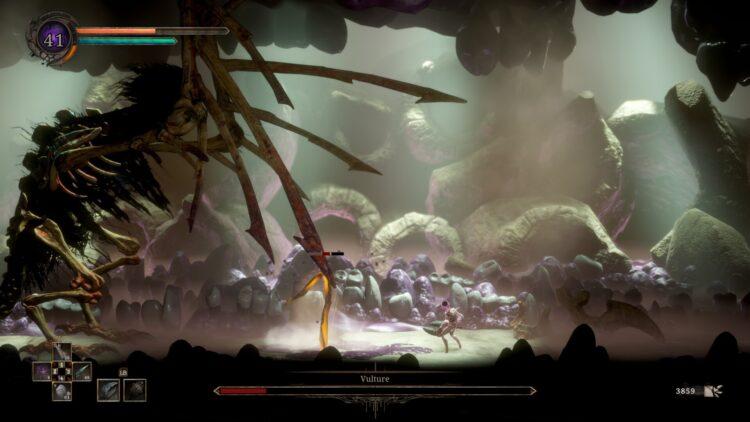 Grime Review Pc Metroidvania Souls Like 3