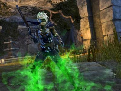 Guild Wars 2 End Of Dragons Necromancer Elite Specialization Harbinger
