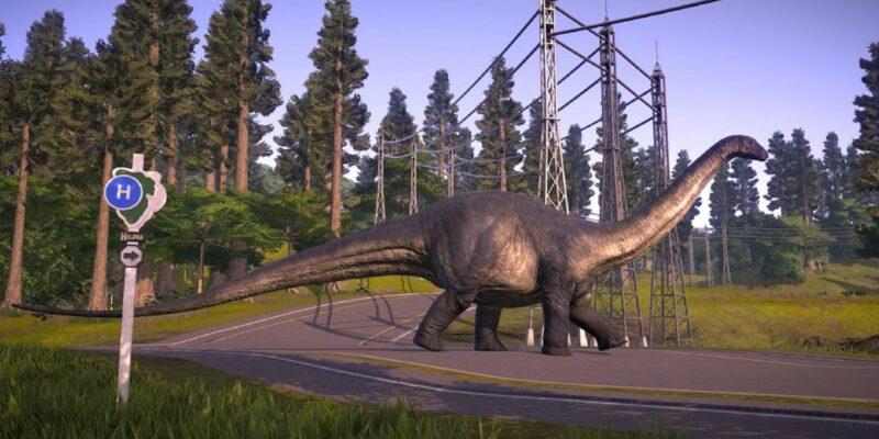 Jurassic World Evolution 2 Release Date