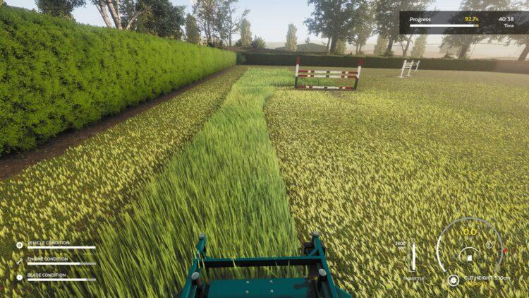 Руководство для начинающих по симулятору стрижки газона 2