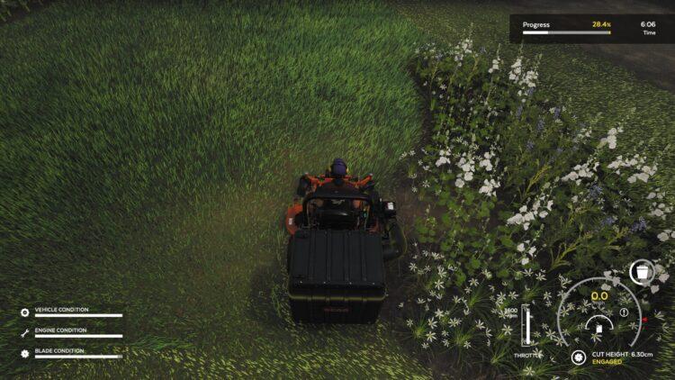 Руководство для начинающих по тренажеру газонокосилки 3