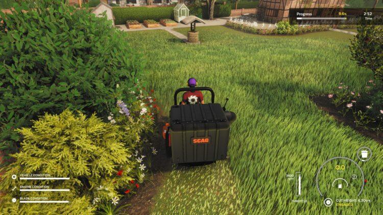 Руководство для начинающих по симулятору стрижки газона 4
