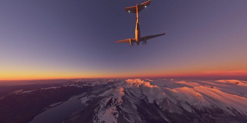 Microsoft Flight Simulator sim update v world hotfix patch