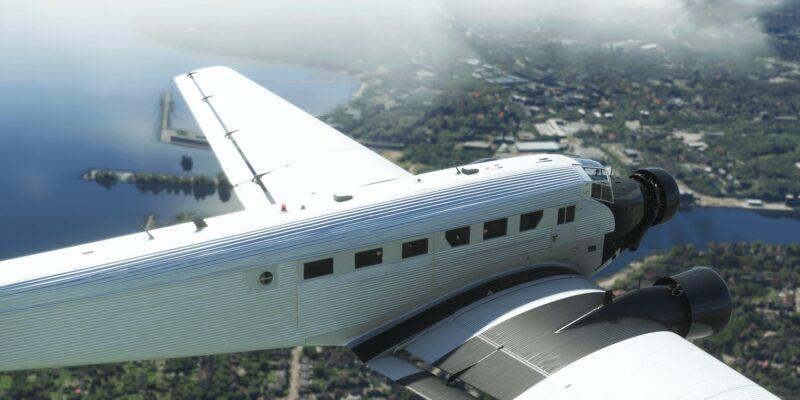 Microsoft Flight Simulator Junkers