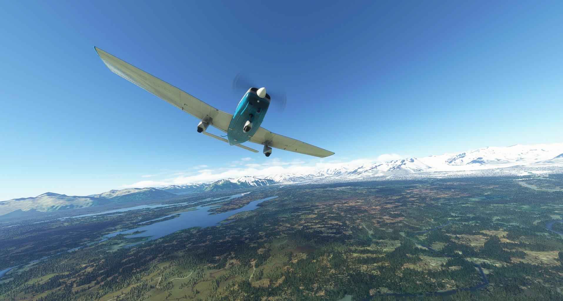 Microsoft Flight Simulator sim update v world hotfix patch Piper Warrior