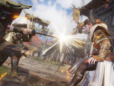 Naraka Bladepoint Combat
