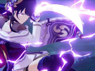 Raiden Shogun Character Demo