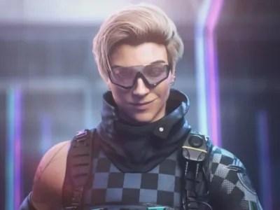 Rainbow Six Siege Osa operator