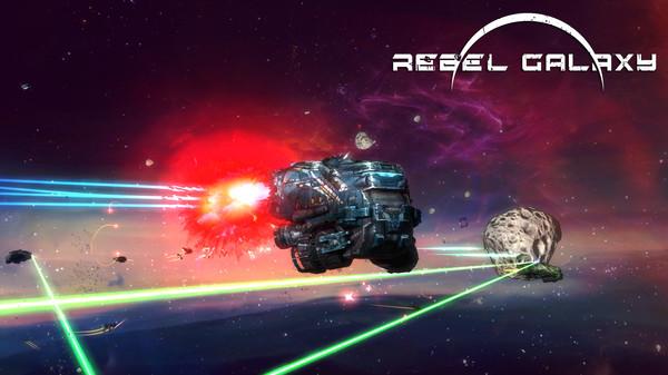 Rebel Galaxy Epic Games Store