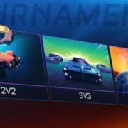 Rocket League 2v2 Tournaments