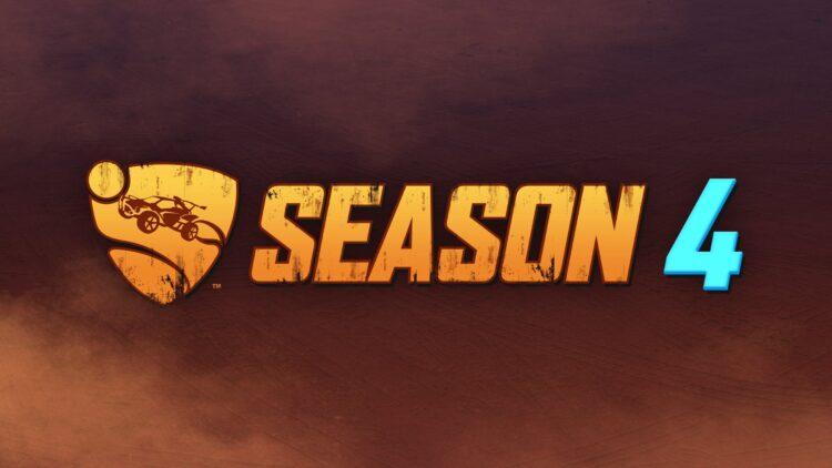 Rocket League Season 4