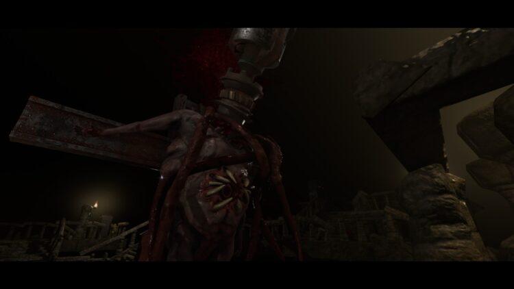 Tormented Souls Final Boss 3