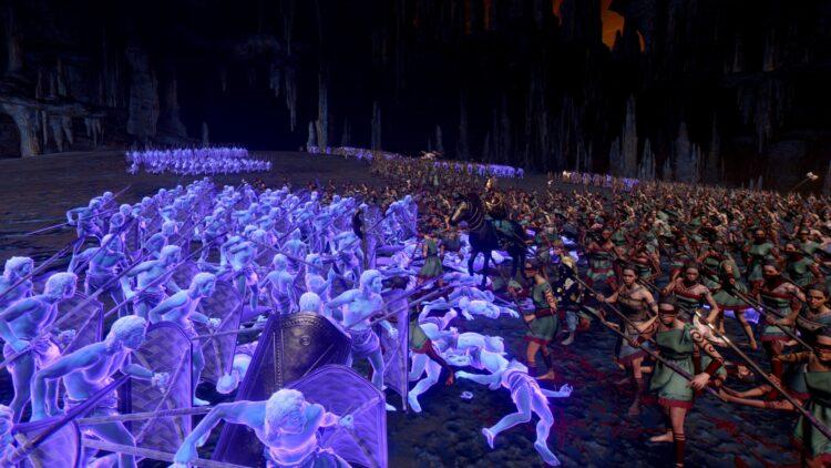 Total War Saga Troy Mythos Cerberus Guide Цербер Экспедиция Дилеммы События Решения Квест Battle Boss 2b
