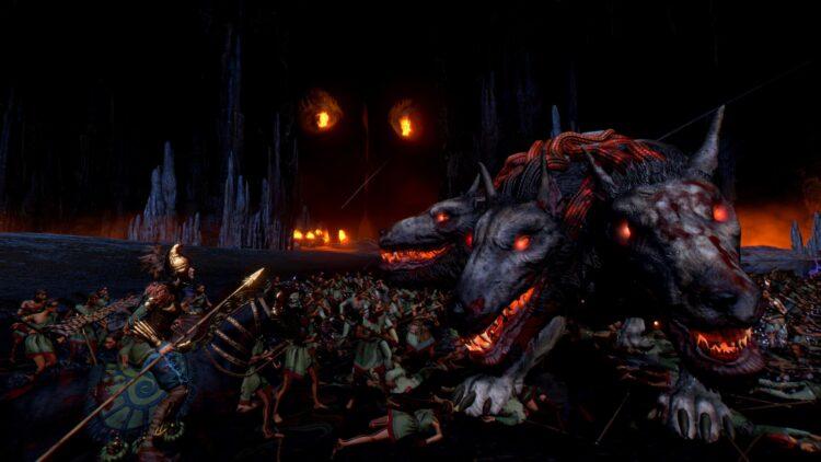 Total War Saga Troy Mythos Cerberus Guide Cerberus Expedition Dilemmas Events Decisions Quest Battle Boss 2c