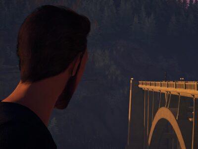 Alfred Hitchcock Vertigo trailer heights