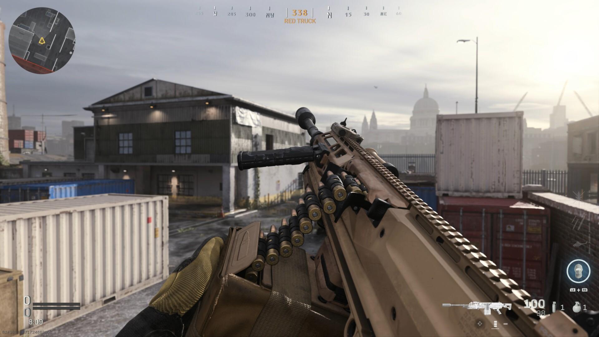 Warzone Raal Mg Light Machine Gun Attachments