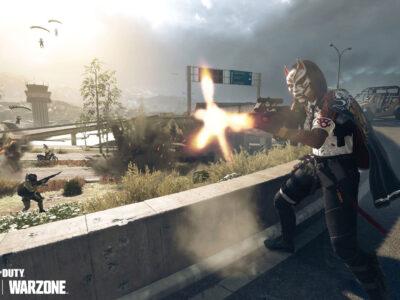 Warzone Playlist Update