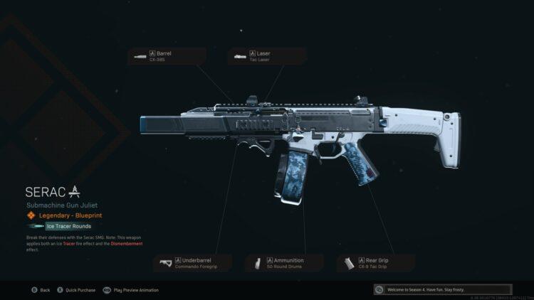 Warzone Unlock Cx 9 Blueprint