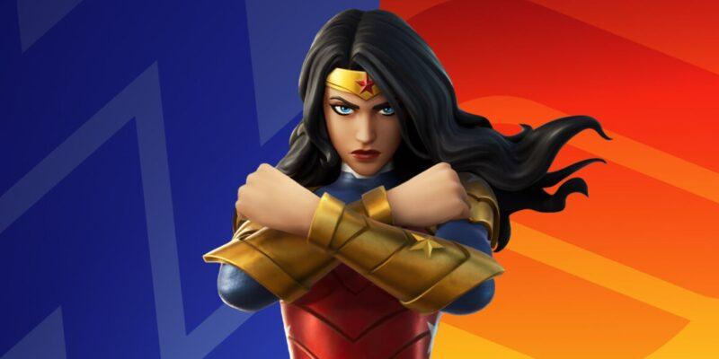Wonder Woman Fortnite 2