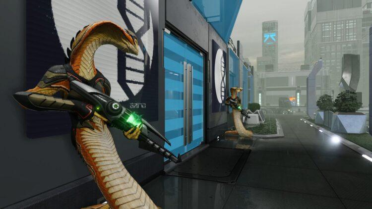 Take-Two new franchise XCOM snakes
